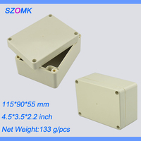 ABS IP65 Electronic Waterpfoof Box Plastic Case