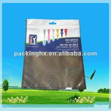 Ziplock bags for packing sport product