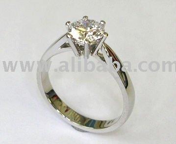 خواتم الماس سوليتير