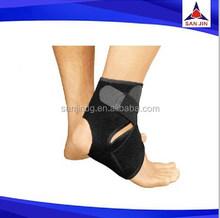 Velcro adjustable ankle brace sports ankel brace neoprene tennis basketball
