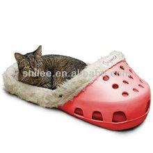 Popular Design CROCS Slipper bed CROCS Shoe shape pet bed