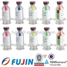 Injection highlighter pen for pharma manufacturs/jumbo highlighter pen/doctor promotion gift for pharmaceutical