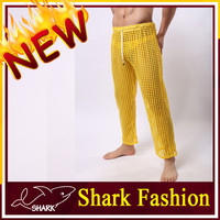 Shark Fashion dry fit sport pants breathable man sweat fitting pant