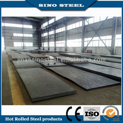Supply low price Hot rolled alloy steel plate size