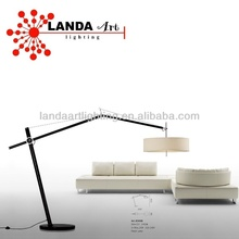 fashion modern style large size floor lamp