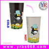 Thermosensitive color change cup plastic color magic cup promoiton gift