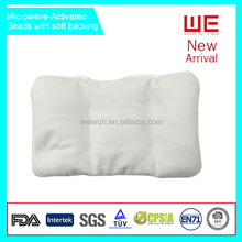 Hot Water Bag with Polyester Plush Cover ( microwave activated)
