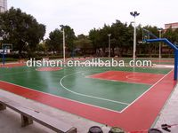 Easy Installation Sports Court Surface Coating