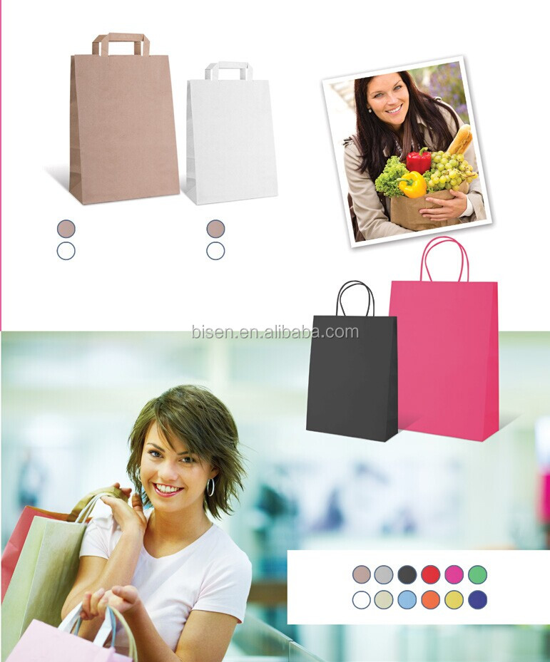 Hot 2015 Promotional Non Woven Shopping Bag
