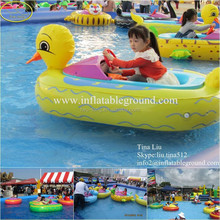2015 FWULONG CE Approved DC12V Battery Inflatable Kids Bumper Boat for Sale