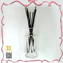 Practical 450ml vase like fragrance reed diffuser container