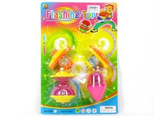 flashing spinning top with light and music DG004602-EN71