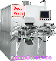 2015 hot sale best price JT-1800-4 automatic egg roll making machine