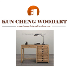 Indian wooden writing desk/Student Writing Executive Solid Wood Computer Desk