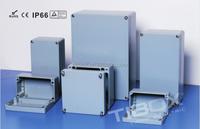 High quality,RoHS,CE,IP66,TUV approved aluminum box aluminum extrusion enclosure