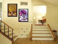 3D picture of fantastic view for home decoration
