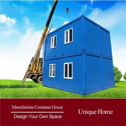 efficient easy prefab africa durable prefabricated villa house made in china