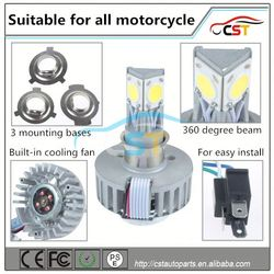 CST hottest Hi/Lo beam 15W 1650LM Motorcycle Light motorcycles made in china