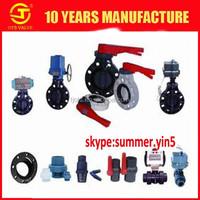 BV-SY669 PVC ball valve, PVC butterfly valve, PVC check valve, PVC gate valve
