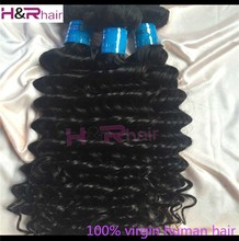 Can be dyed Wholesale Hairey Hair High Quality Natural Brazilian Haiir Extension