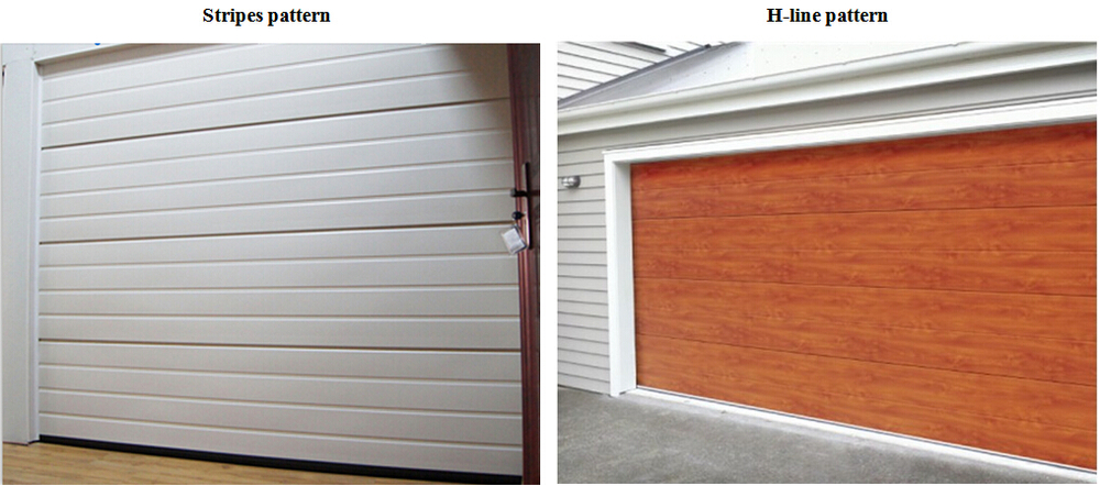 Puerta garaje precio detalle puerta seccional especiales - Precios de puertas de garaje ...