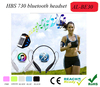 Mgitec hbs750 Wireless Bluetooth headset Running Hand-free Bluetooth Earphone Mobile phone bluetooth stereo headset