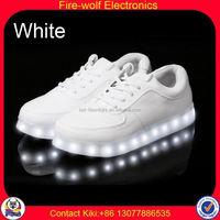 Alibaba Express Led Shoe Factory led luminous shoes for dancer