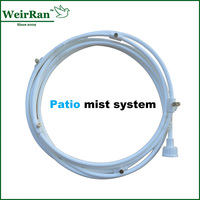 (10259) DIY low presssure patio outdoor water mist cooling system