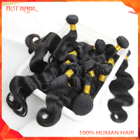 Indian Body Wave Human Hair Weave 7A Top Quality Indian Wholesale Virgin Human Hair Extension Cheap Indian Human Hair Weaving