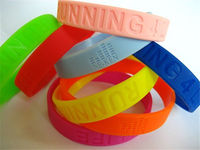 2015 Hot Selling Good Quality Durable Nice Design silicone hand bands