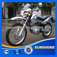 High-End Durable 200cc police dirt bike