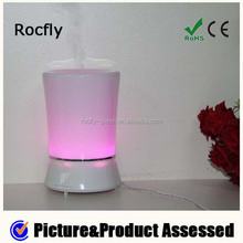 2014 New Smart Touch Screen Aroma Oil Diffuser Ultrasonic Atomizer