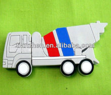 promotional company gift mixer truck USB stick with logo