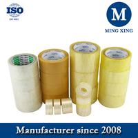 Carton Sealing Adhesive Bopp Tape BOPP film coated with water based acrylic