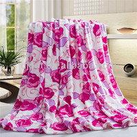 made in china useful blanket for travel & bed