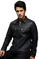 AKleatherware Two Style Vintage Leather Jackets Fitted for Motocycle Racing Jackets