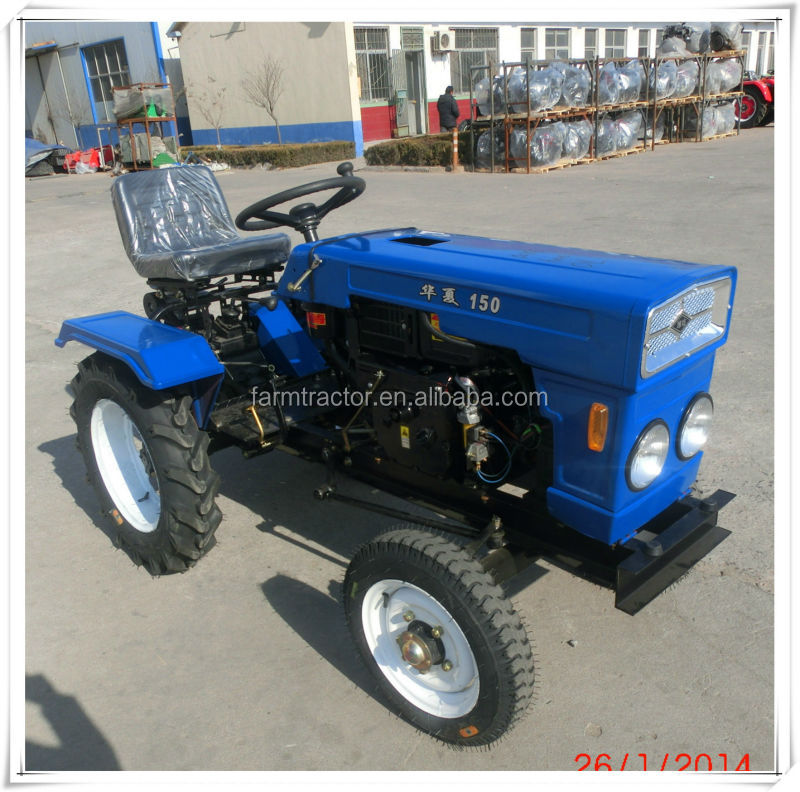 woow!!!Hot sale mini tractor with avaliable implement
