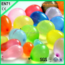 3inch water baloon on neon color for carnival festival ! Hebei water balloon factory sell the water bomb balloon for kids