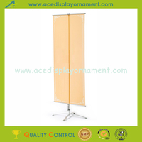 picture shelf display banner frame easy install display stand