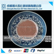 Free sample! Cu-Ag alloy powder silver commodity made in china