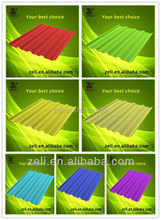 metal roofing sheet/tile hot dipped galvanized corrugated steel sheets (YX25-205-820)
