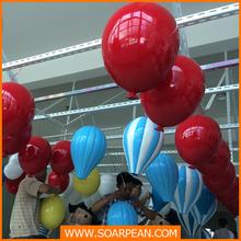 Balloon Decorative Props Shoe Showcase