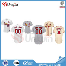 St. Louis Cardinals Customized Personalized MLB Baseball Jersey