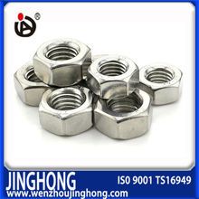 Factory price widely used high quality iso 4032 stainless steel hexagon nut