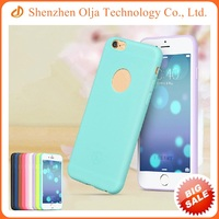 Wholesale jelly soft TPU silicone mobile phone case for iPhone 6 ultra thin case