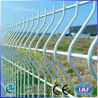 manufacture welded metal field fence