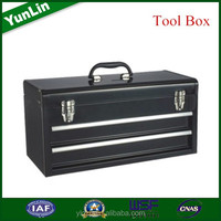 Hot Selling Black or red metal makeup case/cosmetic box/aluminium tools case