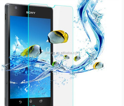 For Sony xperia m35h sp matte screen protector oem/odm(Anti-Glare)