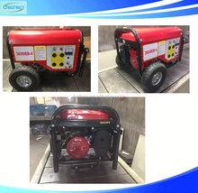 5KW 5KVA ELEPAQ Gasoline Generator For Sale