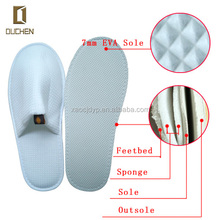 Trade Assurance product new winter fanshion 5 stars wholesale disposable 100 cotton hotel man slipper